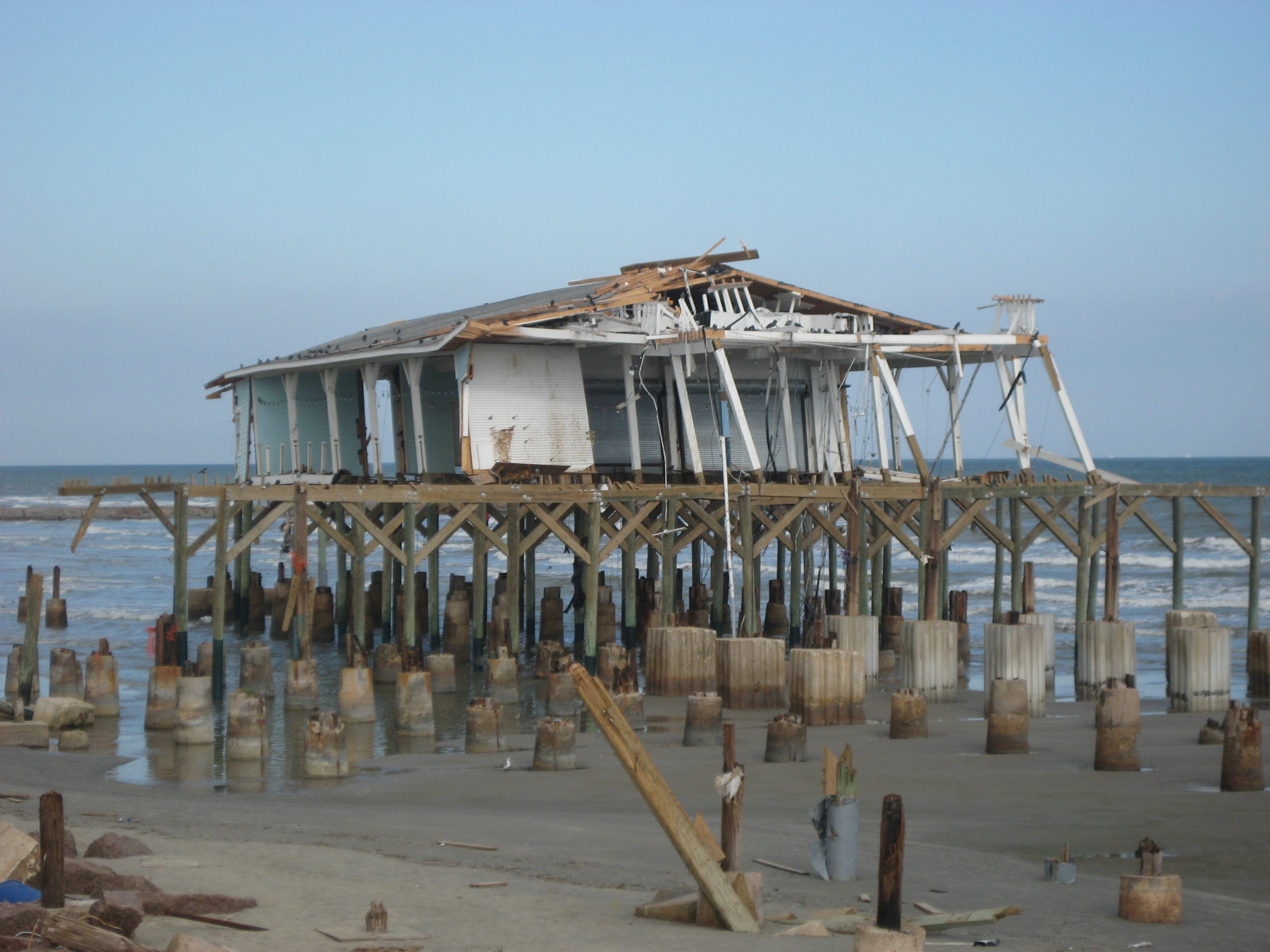 Saving Galveston