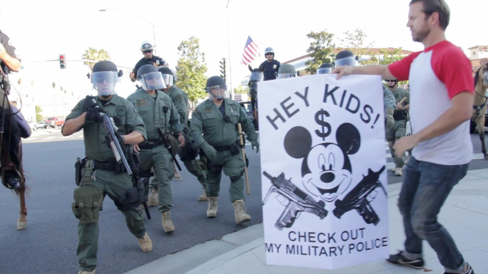 militarization of police Radley balko blogs about criminal justice, the drug war and civil liberties for the washington post he is the author of the book rise of the warrior cop: the militarization of america's.