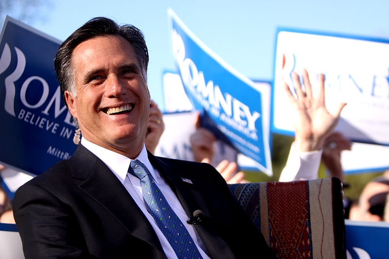 Mitt Romney Won't Lower Americans' Taxes